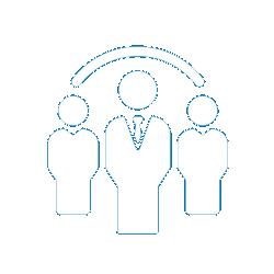 Sales Team Services Icon