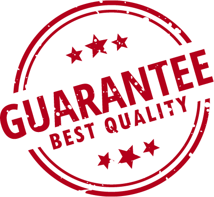 5-Year Guarantee of Quality