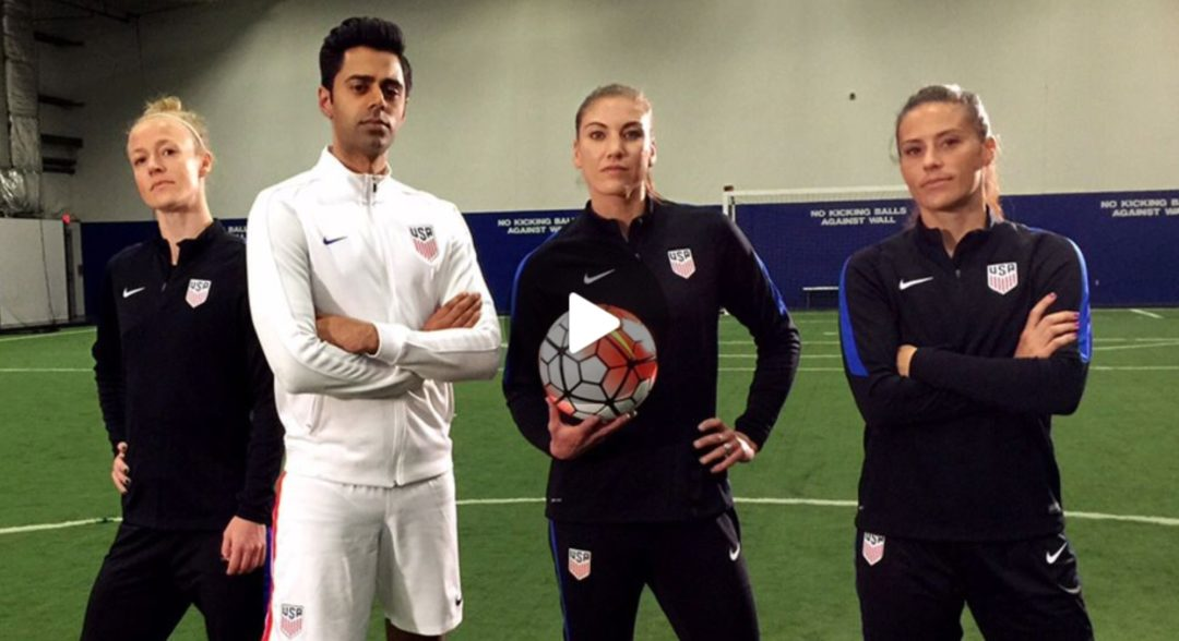 Gender Pay Gap and Women's Soccer